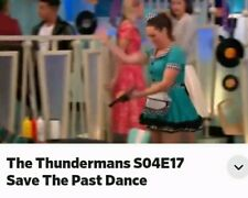 THE THUNDERMANS/SAVE THE PAST DANCE/WARDROBE SCREEN WORN WAITRESS OUTFIT