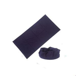 Bandana Balaclava Snood Face Mask Gaiter Neck Tube Warmer Unisex Multi Use