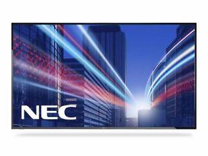 "NEC E425 42"" 1080p LED Commercial Digital Signage Display Screen - HDMI Monitor"