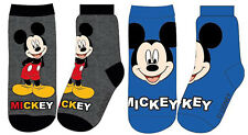 Mickey Mouse Socks - Pack of 2