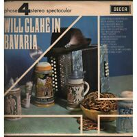 Will Glahe ‎LP Vinyle IN Bavaria / Decca Phase 4 Stereo Neuf