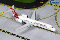 Gemini Jets 1:400 Qantas Link Boeing B717-200 'Silver Roo' VH-NXD (GJQFA1877)