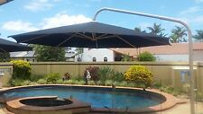 Umbrella 5 metre  Large Outdoor Cantilever black