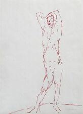 Mary Cane Robinson Modernist Figure Study (II)