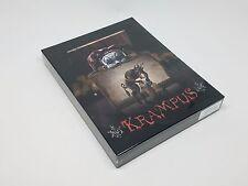 Krampus Blu-ray SteelBook Full Slip FilmArena Collection FAC #49 Czech Republic