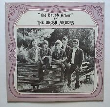 """Old Brush Arbor"" by The Brush Arbors ( M&M Gospel Studio, Jamestown, TN) NEW LP"