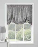 "SILVER SPARKLES SPECKLED GLITTERY  GREY  54""X 54"" THERMAL TIE BLIND £13.99 EACH"