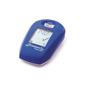 DiaSpect Tm Hemoglobin Analyzer with 100 Cuvettes Free Made In Germany