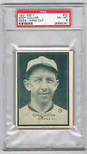 "(A) 1931 W517 #52 EDDIE COLLINS *PSA 6* *HOF *BLACK SOX SCANDAL ""CLEAN"" PLAYER"