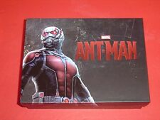 Ant-Man 2D/3D Blu-Ray Steelbook BluFans 1-click Limited No. 010/300 Sets only!