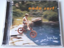 Nada Surf - High/Low - NM (CD)