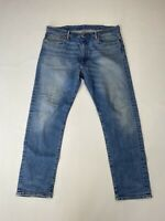 LEVI'S 502 REGULAR TAPERED Jeans - W38 L32 - Blue - Great Condition - Men's
