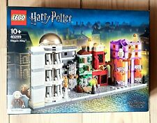 LEGO 40289 Harry Potter Diagon Valley Winkelgasse NEU & OVP