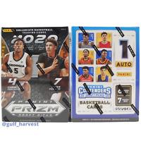 LOT/BUNDLE Panini Prizm & Contenders Draft Picks Basketball 2020 Blaster Boxes
