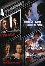 4 Film Favorites: Sylvester Stallone [New DVD]