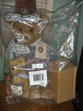 Boyds Bears Plush 2003 ~Jennie Marie Warmheart W/Happy & Tugalong~ Qvc Exclusive
