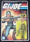 1982 GI Joe Zap Bazooka Soldier STRAIGHT ARM 11-Back Action Figure MOC - Vintage