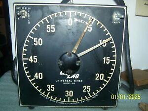 CRA LAB Darkroom Timer Model 168 - Tested Working