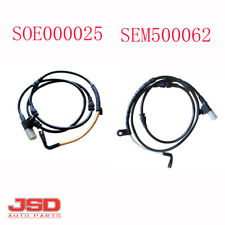 Set of 2 New Front +Rear Brake Pad Wear Sensors For 2006-2013 Range Rover Sport