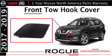 Genuine Nissan 2017-2019 Rogue Front Bumper Tow Bracket Cover    622A0-6FL0H