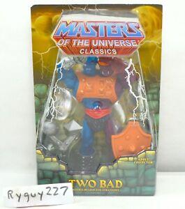 MOTUC, Two Bad, Masters of the Universe Classics, MOC, sealed figure, MISB