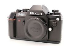 Nikon F301 in Good Condition Without Packaging