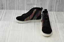 bernie mev. Classics Casual Shoes - Women's Size 6 - Black/Rainbow NEW!