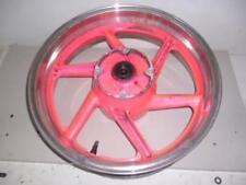 Jante arrière moto Honda 600 CBR 1991 PC25 Occasion jante roue cercle moyeu