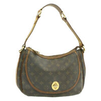LOUIS VUITTON Monogram Tulum PM Shoulder Bag M40076 LV Auth gt042