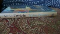 TAKING PICTURES SIGNED BY ANNE ENRIGHT TRUE FIRST/FIRST UK PERFECT UNREAD