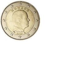 Pièce de 2 euro Monaco 2012.