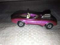 Vintage collectable Matchbox series hot rod draguar NO 36 1970 lesney products