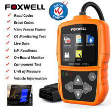Foxwell NT201 Universal OBD2 OBDII Auto Car Code Reader Diagnostic Scanner Tool