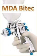 Devilbiss SLG-610 Solvent Gravity Spray Gun 1.3