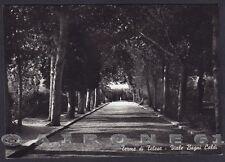 BENEVENTO TELESE TERME 03 Cartolina FOTOGRAFICA viaggiata 1953