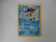 Carte Pokemon Keldeo 90 pv Noir et Blanc Frontières Franchies rare !!!