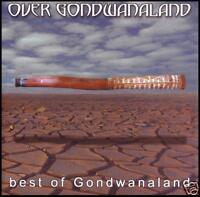 GONDWANALAND - OVER.... BEST OF / GREATEST HITS CD ~ INDIGENOUS/DIDGERIDOO *NEW*