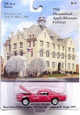 77th Shenandoah Apple Blossom Festival Ford Mustang by Racing Champions