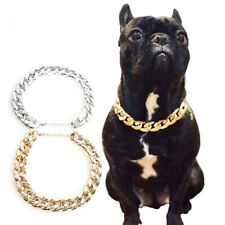 Pet Collar Dog Necklace Jewelry Accessories Pendant Puppy Cat Animal Chain