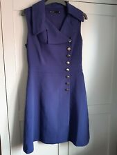 Karen Millen Light Purple Dress Size 10