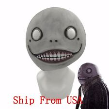 US Ship! Game NieR:Automata Emil Cosplay Props Mask Halloween Costume Full Head