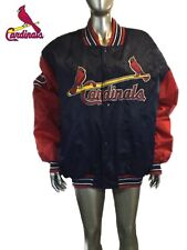 Vintage St. Louis Cardinals Diamond Collection, MLB, Blue/Red STARTER Jacket XL
