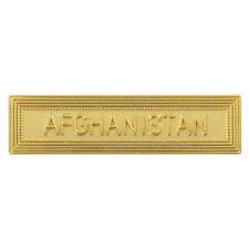AGRAFE AFGHANISTAN NEUVE POUR MEDAILLE ORDONNANCE LS