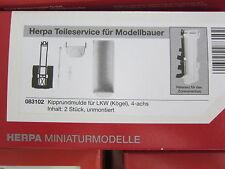 Herpa 083102  Rundmulde 4-achs  1:87 NEU in OVP