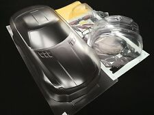 1/10 RC Car PC Lexan Clear Body Shell Mercedes-Benz SLS On Road Tamiya HPI