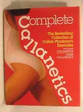 Complete Callanetics (Co-Ed), P Callan, Excellent Book