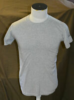 Used Canadian army cadets grey t-shirt size small ( box#140 )