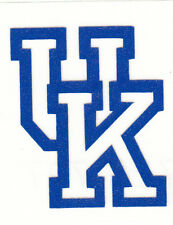 REFLECTIVE University of Kentucky UK Wildcats fire helmet decal sticker yeti