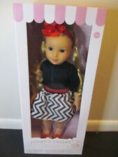 Jillian's Closet Fashionable and Fun 18 Inch Doll 18773 Black & White Skirt