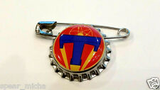 Disney Tomorrowland Pin Bottle Cap Pin Badge Party favor tomorrowland movie pin